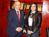 اختيار غادة عبدالرحيم مستشار لشئون الشباب باتحاد الجاليات المصرية فى أوروبا