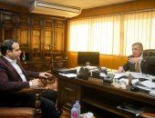 اعتذار رئيس البنك العقارى المصرى العربى عن الاستمرار فى منصبه لظروف صحية