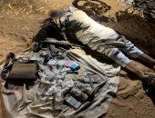 القوات المسلحة تعلن القضاء على 47 تكفيريًا فى شمال ووسط سيناء