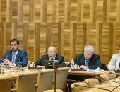 رئيس القومى لحقوق الإنسان من جنيف: حقوق الشعب الفلسطينى ثابتة وغير قابلة للتصرف