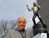 حكاية تمثال مايكل جاكسون تبرع به محمد الفايد فأزاله متحف بريطانى.. صور