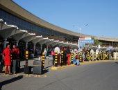 صور.. إضراب فى المطار الرئيسى بكينيا وتعطل الرحلات الجوية