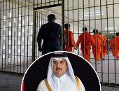 """زوجة حفيد مؤسس قطر تفضح سلوك الحمدين مع """"طلال آل ثاني"""" المحبوس بسجون تميم"""