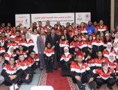وزير الرياضة يحضر مؤتمر دعم بعثة الأولمبياد الخاص المشاركة بالألعاب العالمية
