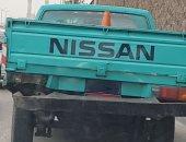 قارئ يرصد سيارة بدون لوحات معدنية على طريق صلاح سالم بالعباسية