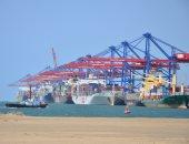 تداول 24 سفينة بضائع وحاويات بموانئ بورسعيد