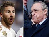 """""""سبورت"""" الإسبانية: راموس يرفض تعاقد ريال مدريد مع محمد صلاح"""
