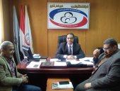 مدير تأمين صحى كفرالشيخ: تحسين خدمات مستشفى فوه والعبور ومتابعة المبادرات الرئاسية