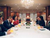 رانيا المشاط تلتقى وزيرى السياحة باليونان وقبرص لبحث سبل التعاون المشترك