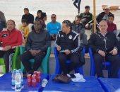 أمن استاد تونس يمنع منتخب الشباب من دخول ملعب مباراة ليبيا