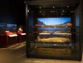 """شاهد.. """"ملكات مصر"""" معرض يبهر العالم بـ 300 قطعة أثرية قديمة"""