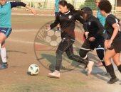 ننشر نتائج الأسبوع الـ 15 من دورى الكرة النسائية