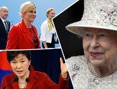 فى اليوم العالمى للمرأة.. نساء حكمن العالم.. الملكة إليزابيث صاحبة أطول فترة حكم فى بريطانيا.. رئيسة كرواتيا الأكثر أناقة.. بارك جن أول رئيسة لكوريا الجنوبية.. وداليا غريباوسكايتى المرأة الحديدية فى ليتوانيا