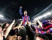 فيديو.. برشلونة يغرى جماهيره بهدية ثمينة لاختيار أجمل هدف عبر التاريخ