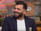 شاهد.. عماد متعب يروى موقفا طريفاً مع بركات بسبب الإسماعيلى