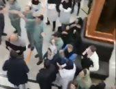 مظاهرات فى إيران ضد الغلاء والشرطة تعتقل 3 محتجين
