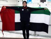 13 صورة و9 معلومات عن زهرة لارى أول محجبة تشارك بدورة الألعاب الشتوية بروسيا