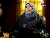 شاهد.. لقاء مؤثر مع والدة رقيب أمنية محمد رشدى شهيدة تفجير الكنيسة المرقسية