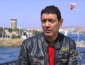 """أحمد وفيق عن """"الاختيار"""": تقابلت مع ضباط تحدثوا بفخر عن زملائهم"""