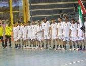 منتخب الإمارات يفوز على نظيره اللبنانى فى كرة اليد بالبطولة العربية للرياضة المدرسية