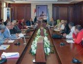 محافظ الإسكندرية يشدد على الانتهاء من معاينة الاراضى المتعدى عليها