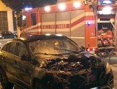 جماهير إيطاليا تحرق سيارة لاعب فريق درجة ثانية.. تعرف على السبب