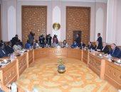 وزير الخارجية يؤكد على دعم مصر للسلام والاستقرار فى جنوب السودان