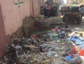 اضبط مخالفة.. انتشار كبير للقمامة بالمقابر في الغربية (صور)
