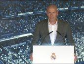 أخبار ريال مدريد اليوم عن كواليس عودة زيدان لقيادة الملكى