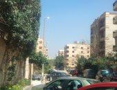 شكوى من إنارة أعمدة الكهرباء نهارا فى شوارع حدائق الأهرام