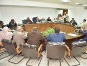 محافظ أسيوط يترأس اللجنة العليا لمنظومة التقنين ويشدد على تذليل كافة العقبات