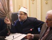 """وزير الأوقاف لـ""""دينية البرلمان"""": اهتمام الدولة بالكنائس لا يقل عن المساجد"""