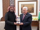 بعد تكريم الرئيس الفلسطينى ..الكويتى أحمد إيراج: حلم وتحقق