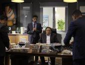 """عادل إمام يستأنف تصوير """"فلانتينو"""" فى منزله بمدينة الإنتاج الإعلامى"""