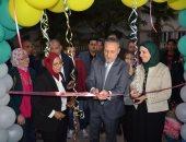 """محافظ الإسماعيلية يشهد احتفال """"القومى للمرأة"""" بمئوية المرأة المصرية"""