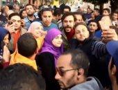 محمد إمام عن استقبال المواطنين: أسعد لحظات حياتى
