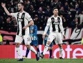 يوفنتوس ضد أتلتيكو مدريد.. رونالدو يمنح الأمل لليوفي فى الشوط الأول.. فيديو