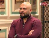 """فيديو.. الفنان أحمد صلاح لـ""""قهوة أشرف"""": الرجالة بتعتذر أكتر من الستات"""