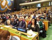 مايا مرسى تشارك بالجلسة الافتتاحية للدورة 63 للجنة وضع المرأة بالأمم المتحدة