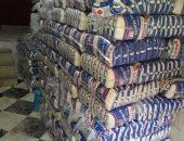 """""""تموين الإسماعيلية """" تضبط تاجر  بحوزته طن سكر و2100 زجاجة زيت مدعم"""