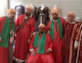 فرقة عريباند تمثل المغرب فى السعودية بمهرجان الملك عبدالعزيز