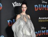 """إيفا جرين مذهلة بالعرض الاول لـ """"Dumbo"""".. وكولين فارين """"آخر شياكة"""