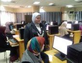 تعليم كفر الشيخ: 3230 مرشحا للوظائف المؤقتة أدوا الاختبارات الإلكترونية