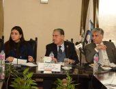 """""""المصرى – التونسى"""" تناقش إنشاء خط ملاحى بين البلدين"""