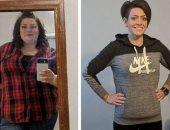 """سيدة أمريكية تفقد 83 كيلو جرام من وزنها.. والسبب """"الصور العائلية"""""""