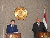 وزير خارجية سلوفينيا: نثمن جهود مصر نحو التوصل لحلول دائمة للازمات بالمنطقة