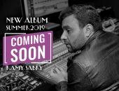 رامى صبرى عن أحدث ألبوماته: قريبا فى صيف 2019