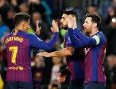 برشلونة يستعرض بالهدف الثالث ضد مانشستر يونايتد في الدقيقة 61..فيديو