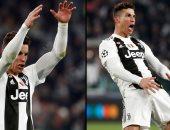 سكاى إيطاليا: يويفا يكتفي بتغريم رونالدو بعد احتفاله المثير ضد أتلتيكو