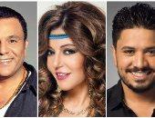 أغانى جديدة لـ سميرة سعيد ومحمد فؤاد ومصطفى حجاج بتوقيع الموزع هانى ربيع